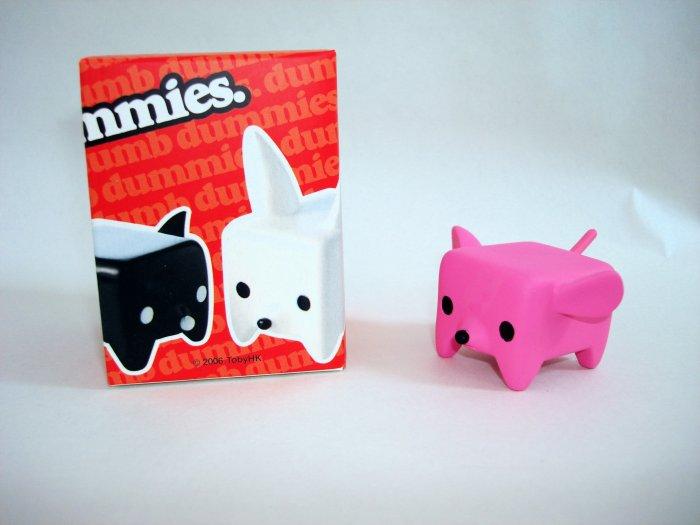 """Dumb Dummies: Seme """"Hot Pink"""""""