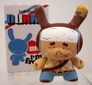 Dunny French Series Tizieu 1