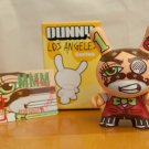 Dunny LA Series: Michael Motorcycle
