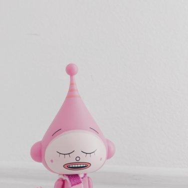 Dalek Pink Sleep Icebot
