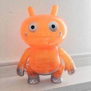 Wage Kaiju : Orange Clear by David Horvath