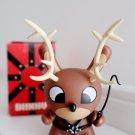 Dunny 3 inch Dominatrix Reindeer