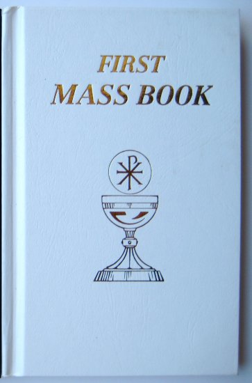 My First Mass Book - White