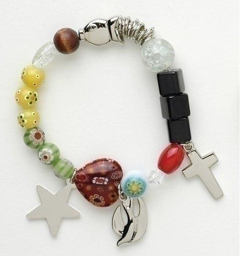 """Nativity Story Bracelet 7"""" (Roman Inc)"""