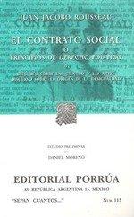 El contrato social / Origen de la desigualdad entre hombres (Spanish Edition) / Rousseau /9700772314