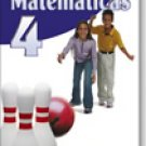 Serie Amigos Matematicas 4 - ISBN: 9-58240-937-1 - Ediciones Santillana