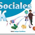 Sociales K             / ISBN: 1575818183 / Ediciones Santillana