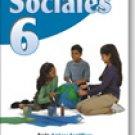 Sociales 6 / ISBN: 9582409355 / Ediciones Santillana