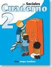 Sociales 2 Cuaderno    / ISBN: 1-57581-800-0 / Ediciones Santillana