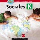 MUNDO PARA TODOS - SOCIALES K  isbn 1933279732 / Ediciones SM
