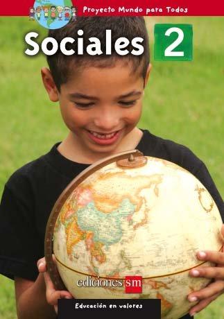 MUNDO PARA TODOS - SOCIALES 2    /  isbn 1933279756 / Ediciones SM