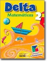 Delta 2 ( matematicas) / isbn 9789584509888  / Distribuidora Norma