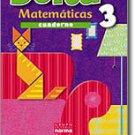 Delta 3 Cuaderno ( matematicas) / isbn  9789584509833   / Distribuidora Norma