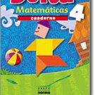 Delta 4 Cuaderno ( matematicas) / isbn 9789584509840    / Distribuidora Norma