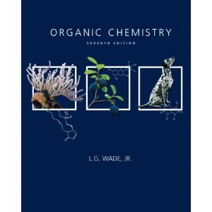 Organic Chemistry 7th Edition / Wade, Leroy G. / isbn-10 032159231x  isbn-13: 978-0321592316