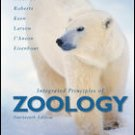 Integrated Principles of Zoology 14th edition / Hickman / isbn 0072970049