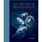 BIOLOGY w/CONNECT PLUS 2nd edition [Hardcover] / Brooker / isbn 0077403169