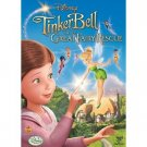 Tinker Bell and the Great Fairy Rescue(DVD) Kristin Chenoweth,Michael Sheen Director Bradley Raymond