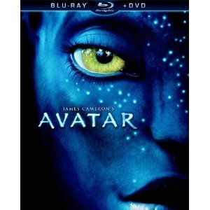 Avatar (Two-Disc Blu-ray/DVD Combo) [Blu-ray] (2009)