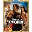 Prince of Persia: The Sands of Time (Blu-ray/DVD Combo + Digital Copy) [Blu-ray] (2010)