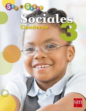 Sociales 3 Cuaderno ( Ser y Saber ) isbn 9781934801918