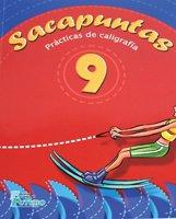 Sacapuntas 9  / isbn 9789587050691 / Ediciones SM