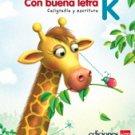 Con Buena Letra K  / isbn 9781934801451   / Ediciones SM