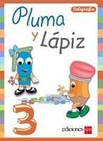 Pluma y Lapiz 3 / isbn 9781933279183  / Ediciones SM