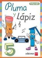 Pluma y Lapiz 5 / isbn 9781933279206 / Ediciones SM