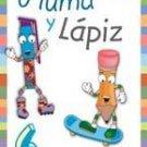 Pluma y Lapiz 6 / isbn 9781933279213 / Ediciones SM