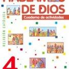 Hablamos de Dios  4 Cuaderno / isbn  9781934801550  / Ediciones SM