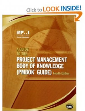 A Guide to the Project Management Body of Knowledge: (Pmbok Guide,4e) [Paperback] isbn 1933890517