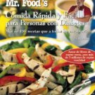 Mr. Food's Comida Rapida y Facil para Personas con Diabetes(by Art Ginsburg) - isbn1580402623