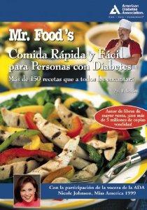 Mr. Food's Comida Rapida y Facil para Personas con Diabetes(by Art Ginsburg) - isbn1580402623