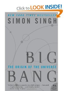 Big Bang: The Origin of the Universe (P.S.)  by Simon Singh - isbn 0007162219