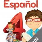 Espanol 4 ( Pack) Serie Para Crecer  (Ediciones Santillana)