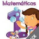 Matematicas 1 ( Pack) Serie Para Crecer     (isbn:9781618754691 ) (Ediciones Santillana)