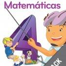 Matematicas 4 ( Pack) Serie Para Crecer (Ediciones Santillana)