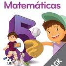 Matematicas 5 ( Pack) Serie Para Crecer     (isbn: 9781618754738 ) (Ediciones Santillana)