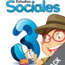 Sociales 3 ( Pack) Serie Para Crecer (isbn:9781618754837) (Ediciones Santillana)