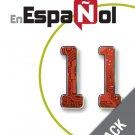 En Espanol 11 ( Pack) Libro y Cuaderno  (isbn: 9781618755100) (Ediciones Santillana)