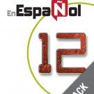 En Espanol 12 ( Pack) Libro y Cuaderno (isbn: 9781618755117) (Ediciones Santillana)