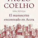 El Manuscrito Encontrado en Accra - Spanish Edition- Paulo Coelho - isbn 0345805089