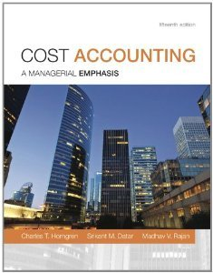 Cost Accounting Plus NEW MyAccountingLab with Pearson eText -- Access Code Package (15th Edition)