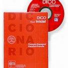 Diccionario Dico Nivel Inicial Frances - Espanol con CD / isbn 9788467515701  / Ediciones SM