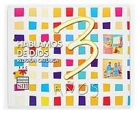 Hablamos de Dios PPK  (3 anos) / isbn 9788434899940 / Ediciones SM
