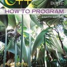 C ++ How To Program - 8th Edition Paul Deitel, Harvey Deitel - isbn 9780132662369