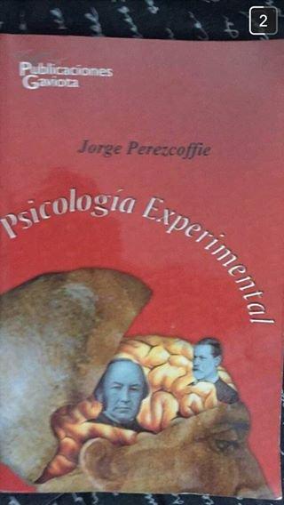 Psicologia Experimental - isbn 1881740129 - Jorge Perezcoffie