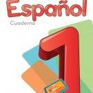 Espanol 1 Cuaderno - Serie Para Crecer - isbn  - Ediciones Santillana