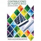 Contribuciones de Puerto Rico - Luz M. Vega rivera - 0929400127